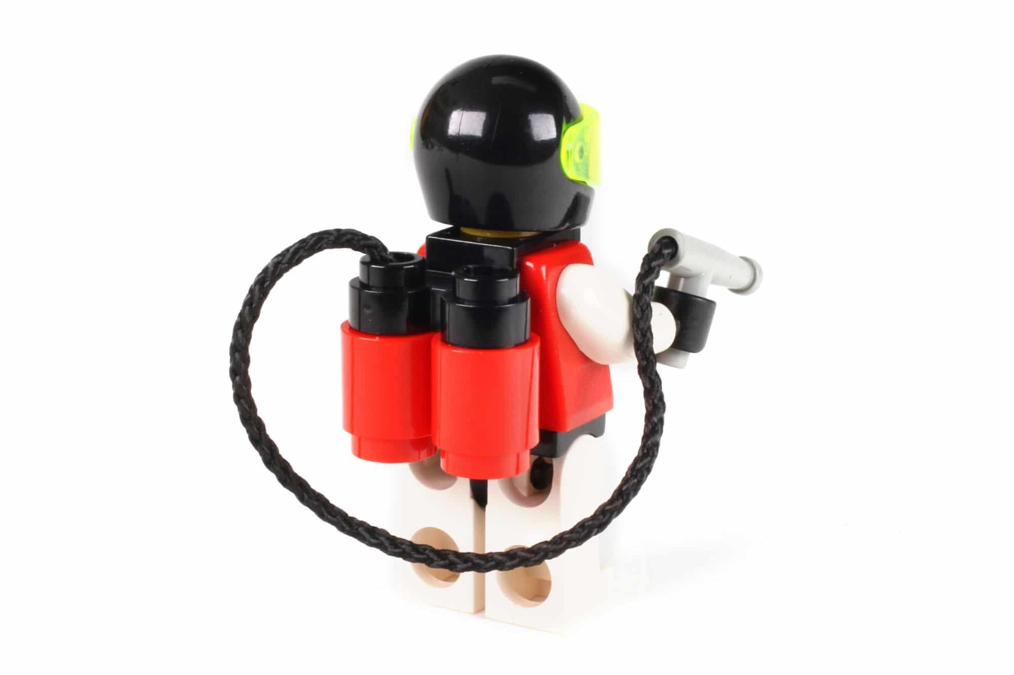 LEGO M Tron Minifigur 4