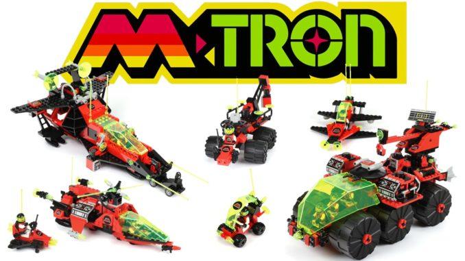 LEGO M Tron Rückblick Titel