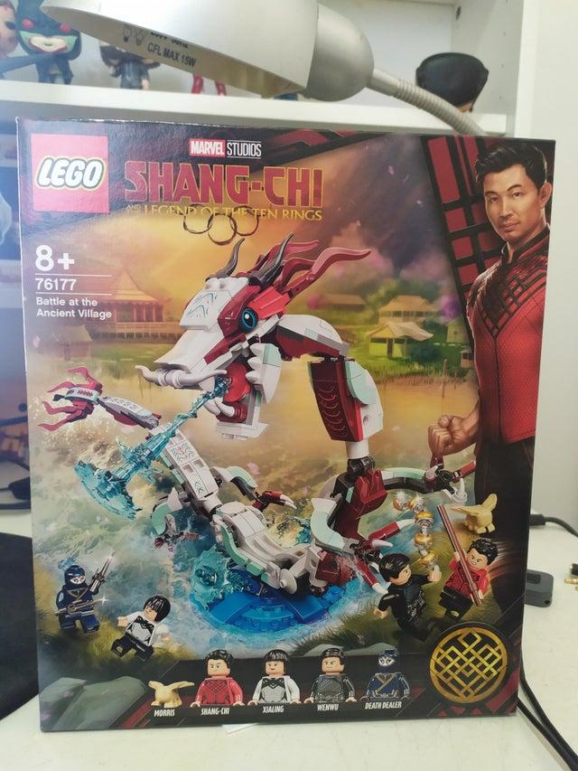 LEGO Marvel 76177 Shang Chi 6