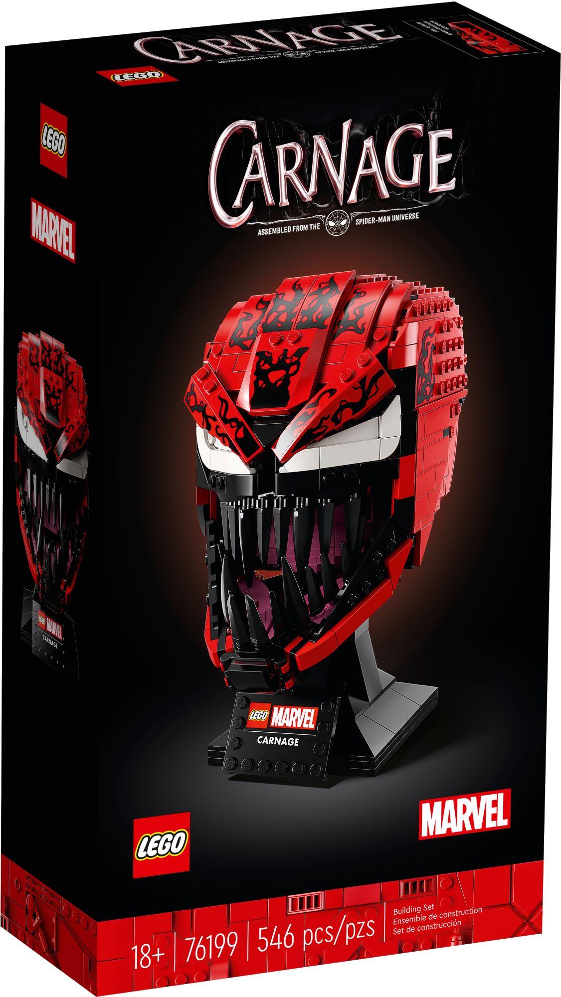 LEGO Marvel 76199 Carnage 2