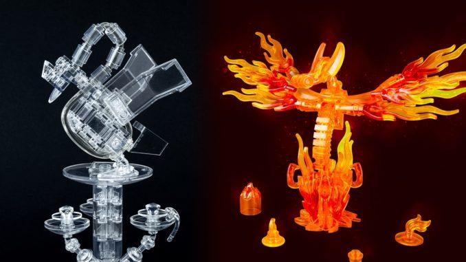 LEGO Schwan Eis Skulptur Moc Titelbild