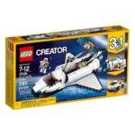 LEGO Space Shuttles Übersicht 31066 2017