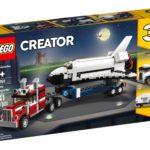 LEGO Space Shuttles Übersicht 31091 2019