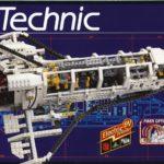 LEGO Space Shuttles Übersicht 8480 1996
