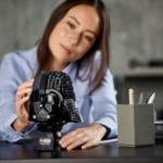 LEGO Star Wars 75304 Darth Vader Helm 11
