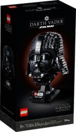 LEGO Star Wars 75304 Darth Vader Helm 2