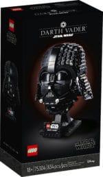 LEGO Star Wars 75304 Darth Vader Helm 4