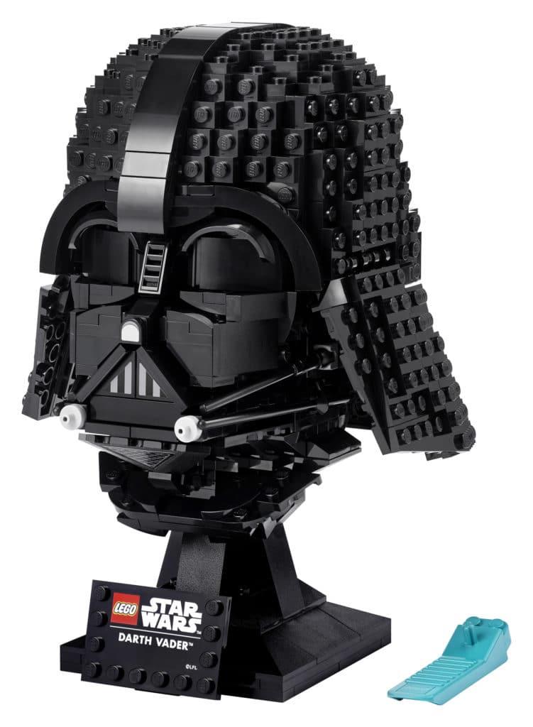 LEGO Star Wars 75304 Darth Vader Helm 6