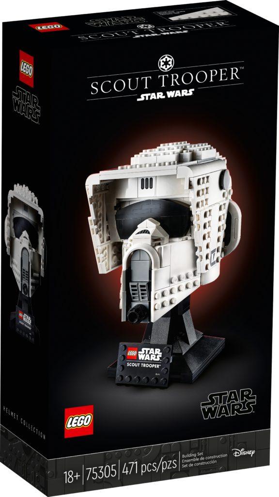LEGO Star Wars 75305 Scout Trooper Helm 2
