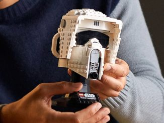 LEGO Star Wars 75305 Scout Trooper Helm