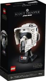 LEGO Star Wars 75305 Scout Trooper Helm 4