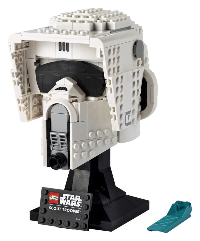 LEGO Star Wars 75305 Scout Trooper Helm 6