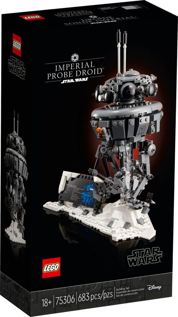 LEGO Star Wars 75306 Imperialer Suchdroide 2