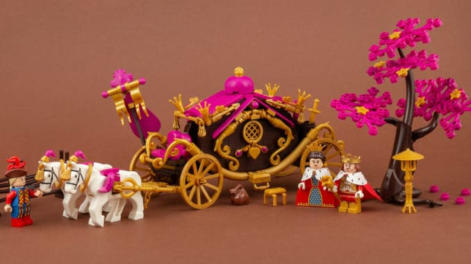 LEGO The Royal Carriage Jonas Kramm