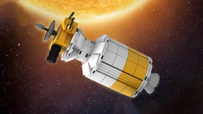 LEGO Ulysses Raumsonde Vip Prämie