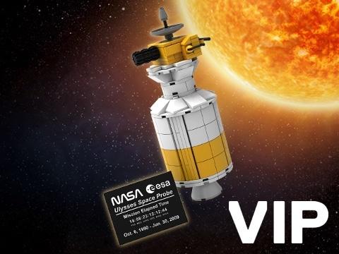 LEGO Ulysses Vip Praemie