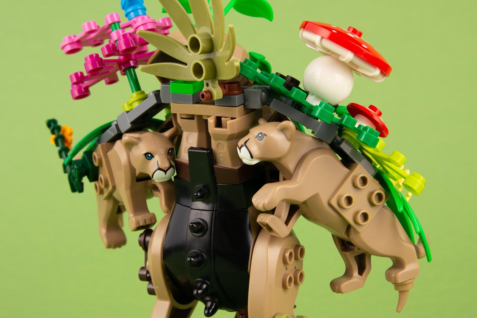 LEGO Waechter Des Waldes 4