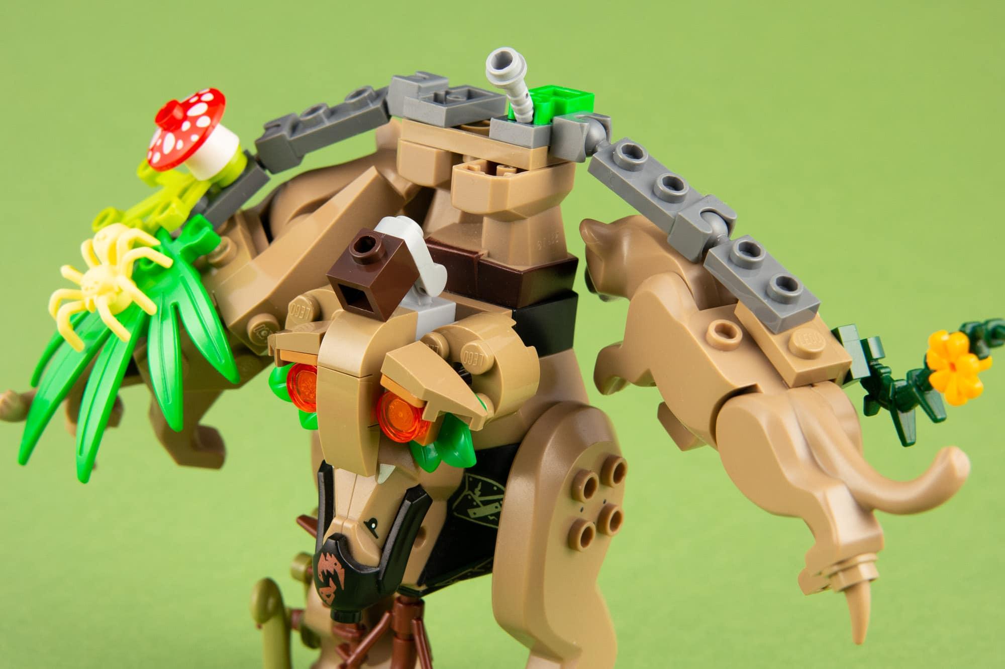 LEGO Waechter Des Waldes 5
