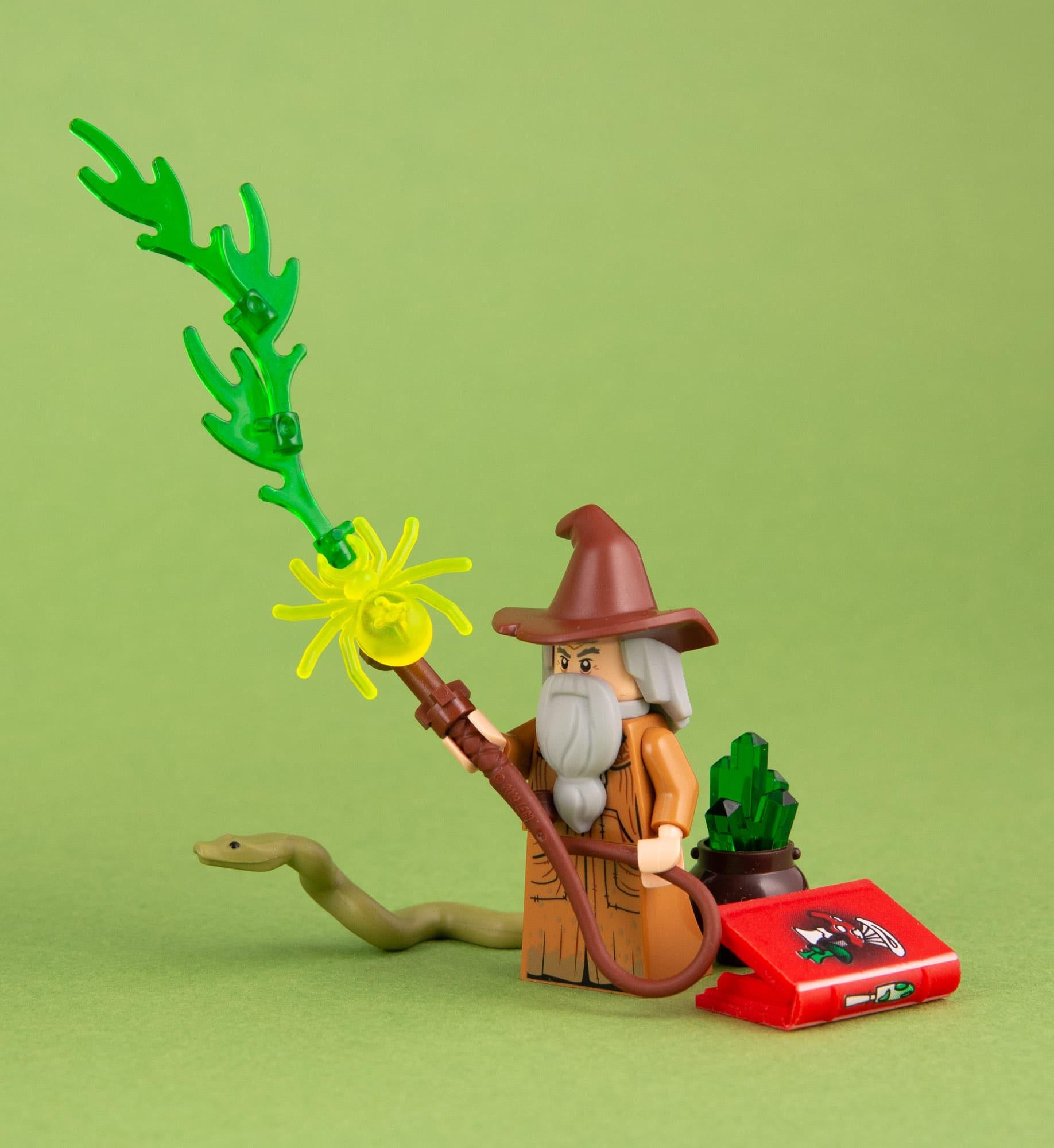 LEGO Waechter Des Waldes