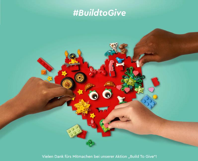 LEGO Bericht 2020 Buildtogive