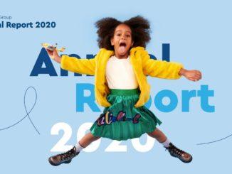 LEGO Bericht 2020 Cover