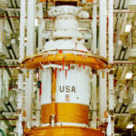 Nasa Ulysses Sits Atop The Pam S And Ius Combination