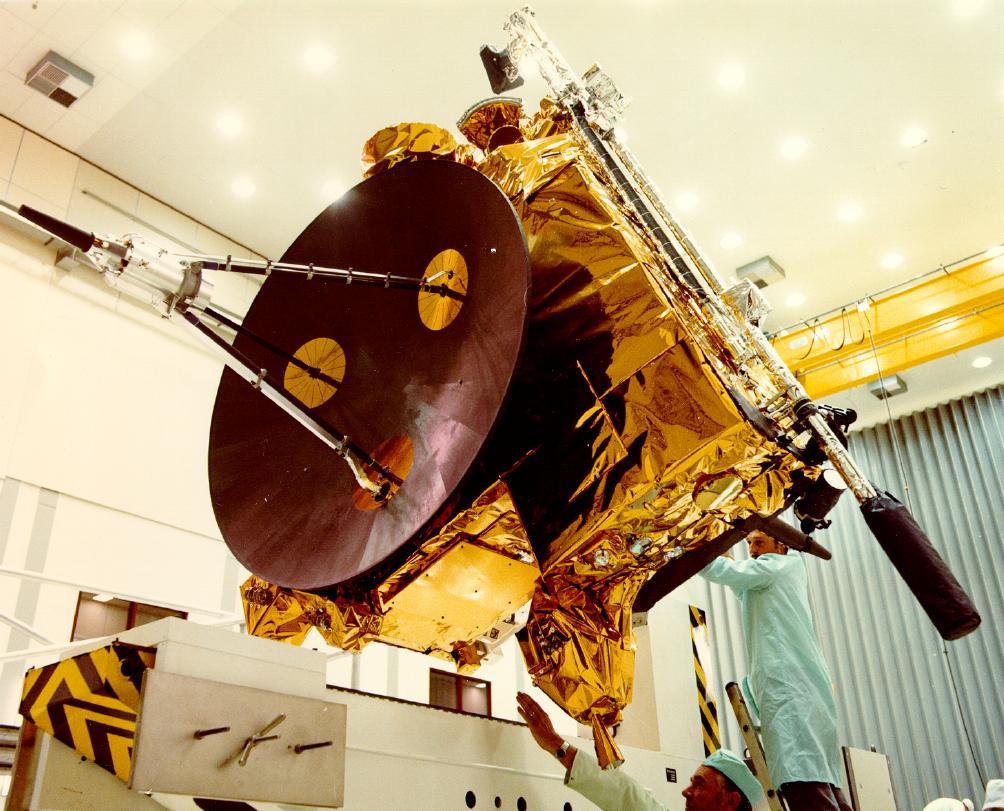 Nasa Ulysses Spacecraft