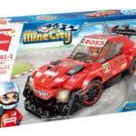 Qman Minecity Racing 4201 Red Light Gt 07