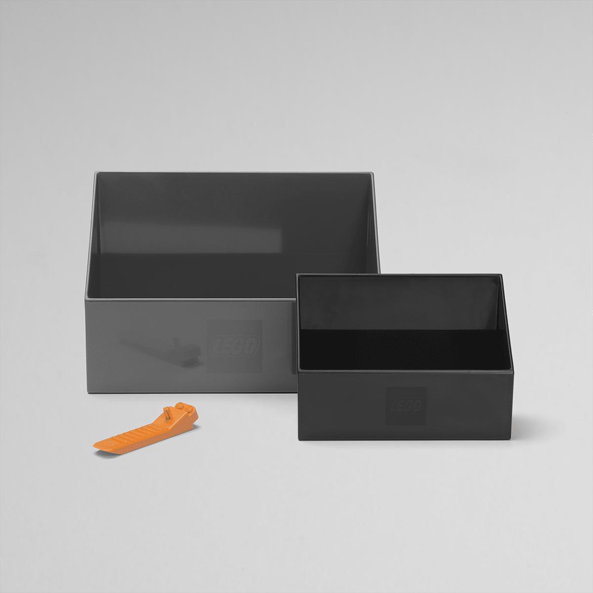 Room Copenhagen LEGO Brick Scooper Set Grau
