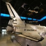 Space Shuttle Discovery At Udvar Hazy Center