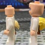 Vergleich Minifiguren LEGO Qman Johnnys World 2