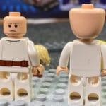 Vergleich Minifiguren LEGO Qman Johnnys World 3