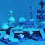 Vladunov Werlin City 2187 Micro Model
