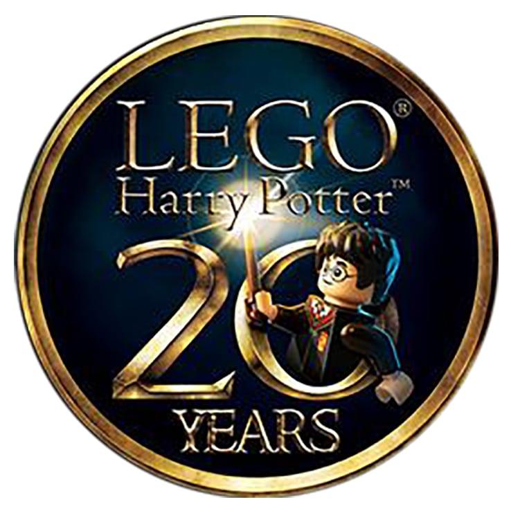 20 Years LEGO Harry Potter