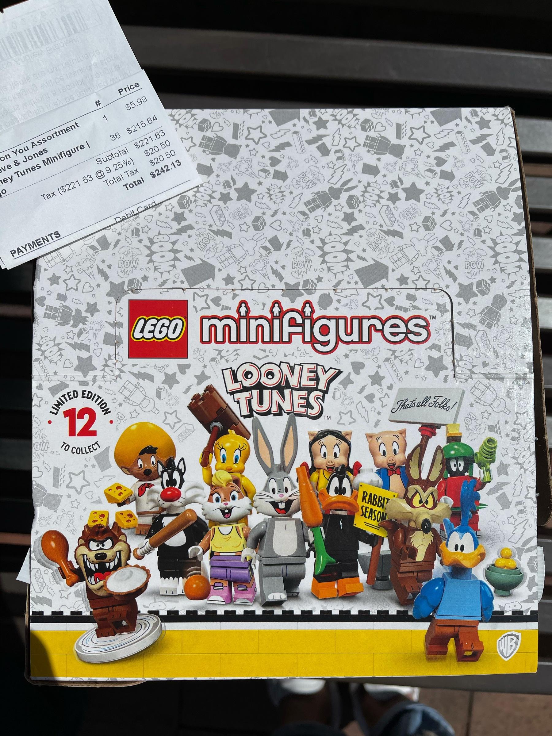 LEGO 71030 Looney Tunes Brickset Erstes Bild