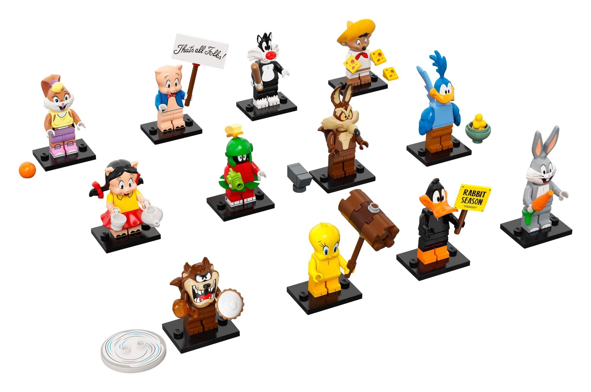 LEGO 71030 Looney Tunes Minifiguren 1