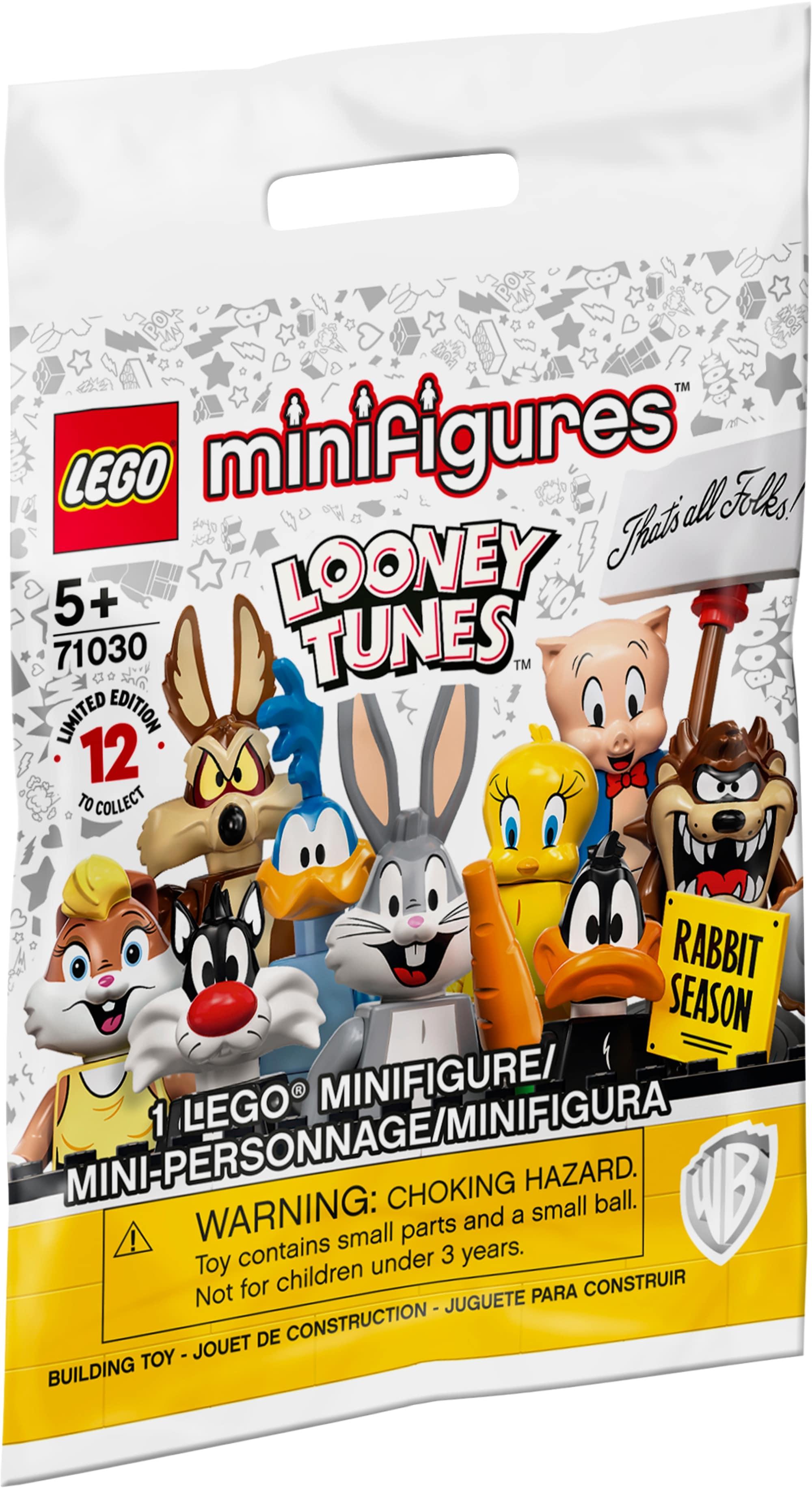 LEGO 71030 Looney Tunes Minifiguren 2