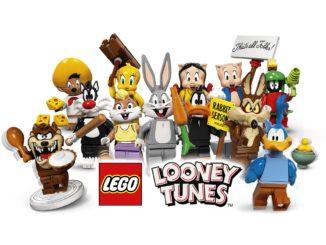 LEGO 71030 Looney Tunes Minifiguren