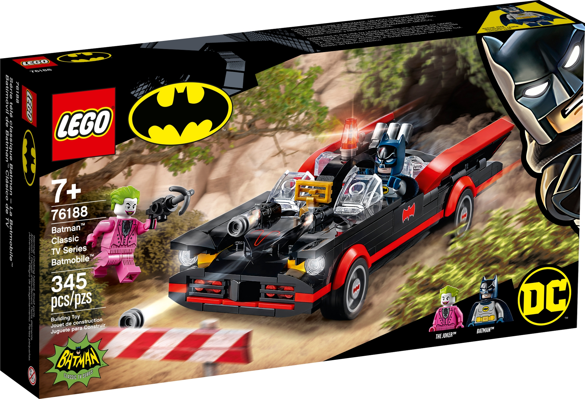 LEGO 76188 2