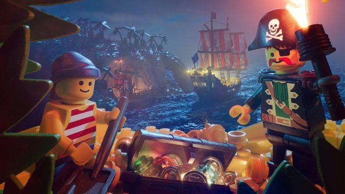LEGO 90s Piraten Poster Titelbild
