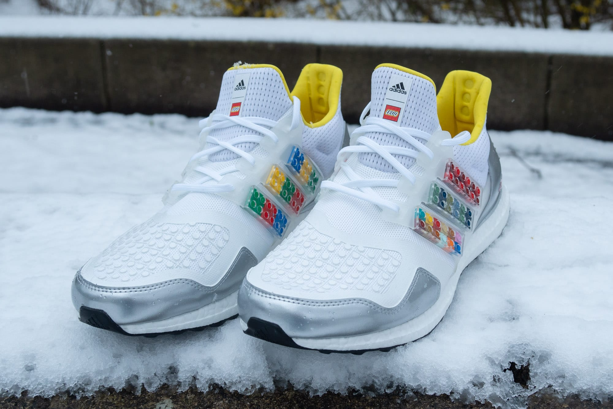LEGO Adidas Ultra Boost Dna Sneaker Review 39