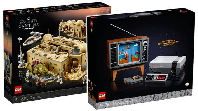 LEGO Angebote Alternate Cantina Nintendo