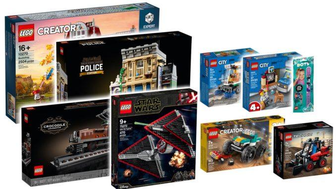 LEGO Angebote Amazon April 2021