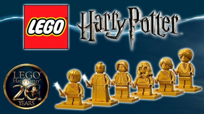 LEGO Harrry Potter 2021