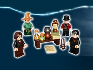 LEGO Harry Potter 40500 Figurenpack Titel