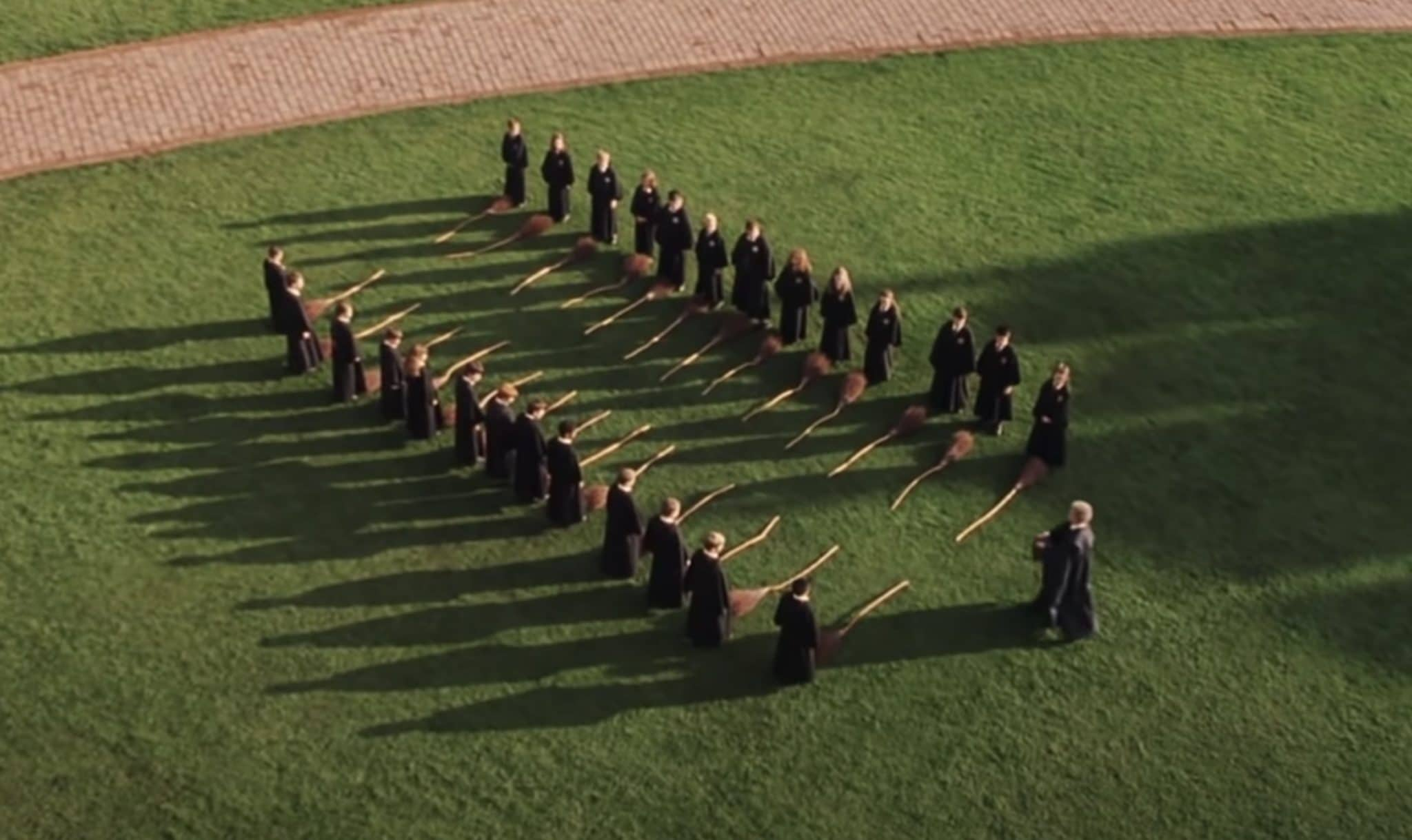 LEGO Harry Potter 76395 Erste Flugstunde