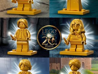 LEGO Harry Potter Goldene Minifiguren