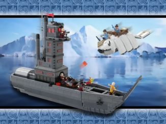 LEGO Ideas Avatar Airbender Avatar Retuerns (1)