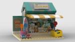LEGO Ideas Seaside Contest 02 The Beach Shop