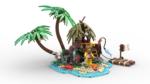 LEGO Ideas Seaside Contest 05 Ray The Castaway